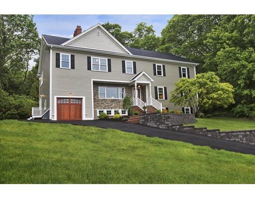 Casa Unifamiliar por un Alquiler en 12 Fairlane Terrace 12 Fairlane Terrace Winchester, Massachusetts 01890 Estados Unidos