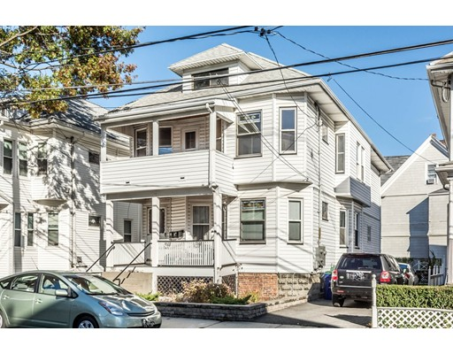 Multi-Family Home for Sale at 91 PEARSON ROAD Somerville, 02144 United States