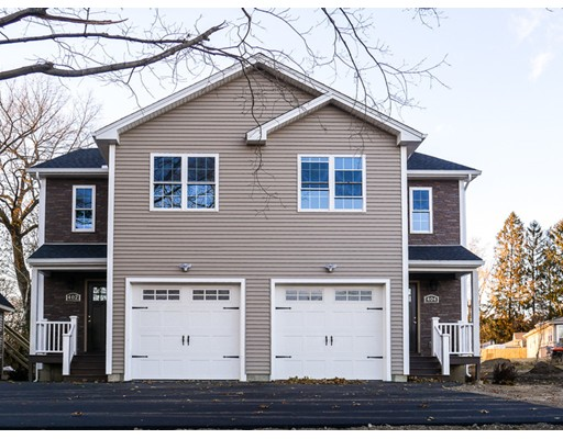 Townhouse for Rent at 402 Springfield Street #402 402 Springfield Street #402 Agawam, Massachusetts 01001 United States