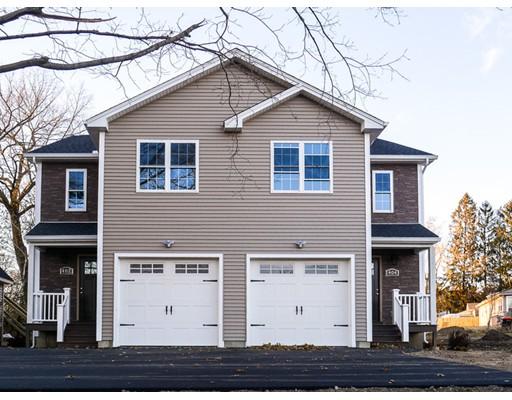 تاون هاوس للـ Rent في 402 Springfield Street #402 402 Springfield Street #402 Agawam, Massachusetts 01001 United States