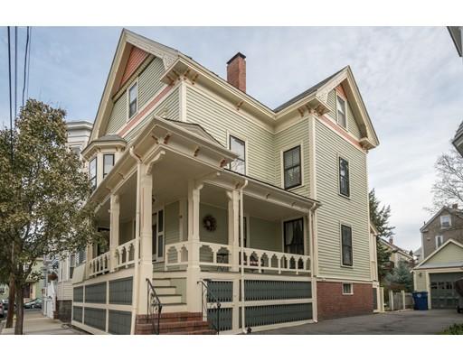 Single Family Home for Sale at 32 Forrester Street 32 Forrester Street Salem, Massachusetts 01970 United States