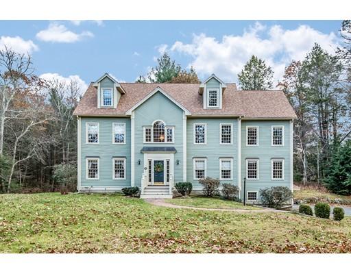 Single Family Home for Sale at 2 Kates Lane 2 Kates Lane Boxford, Massachusetts 01921 United States