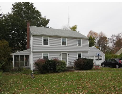 Casa Unifamiliar por un Alquiler en 5 Lowell Ave #SF 5 Lowell Ave #SF Holden, Massachusetts 01520 Estados Unidos