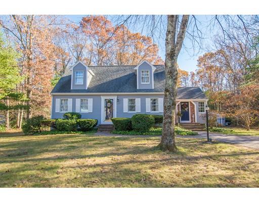 Single Family Home for Sale at 110 Otis Street 110 Otis Street Mansfield, Massachusetts 02048 United States