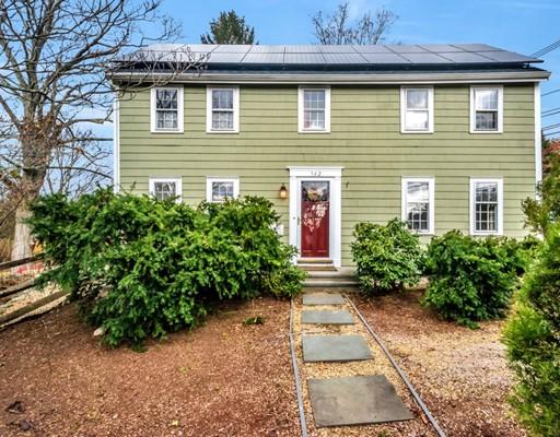 独户住宅 为 销售 在 162 MAPLE STREET 162 MAPLE STREET Lexington, 马萨诸塞州 02420 美国