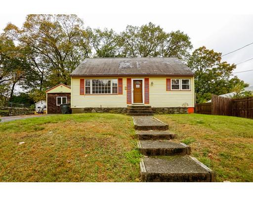 واحد منزل الأسرة للـ Sale في 21 June Street 21 June Street Auburn, Massachusetts 01501 United States