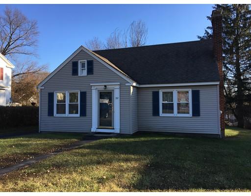 Maison unifamiliale pour l Vente à 332 Dalton Avenue 332 Dalton Avenue Pittsfield, Massachusetts 01201 États-Unis