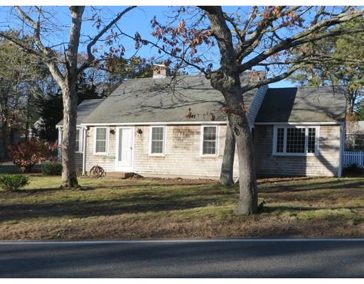 واحد منزل الأسرة للـ Sale في 278 Lower County Road 278 Lower County Road Harwich, Massachusetts 02646 United States