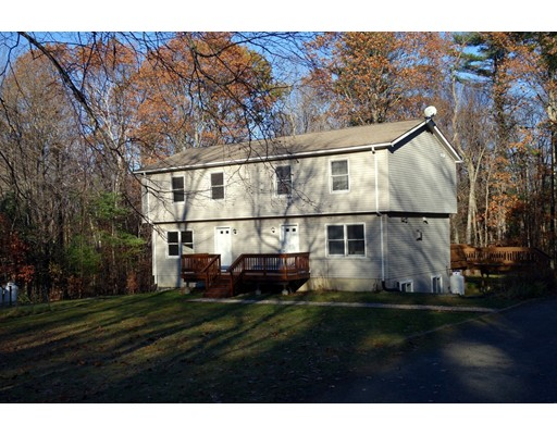 Single Family Home for Sale at 273 Wendell Road 273 Wendell Road Shutesbury, Massachusetts 01072 United States