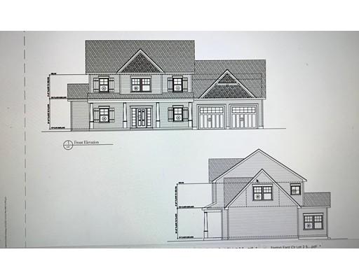 独户住宅 为 销售 在 5 Ford Circle 5 Ford Circle Easton, 马萨诸塞州 02375 美国