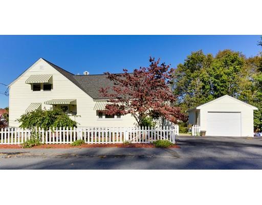 Single Family Home for Sale at 40 School Street 40 School Street Hudson, Massachusetts 01749 United States