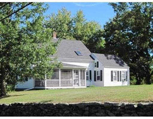Casa Unifamiliar por un Alquiler en 50 West Street Middleboro, Massachusetts 02346 Estados Unidos