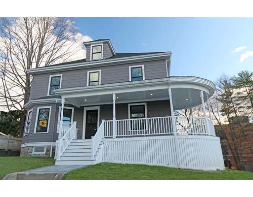 Single Family Home for Sale at 12 Westmount Avenue 12 Westmount Avenue Boston, Massachusetts 02132 United States