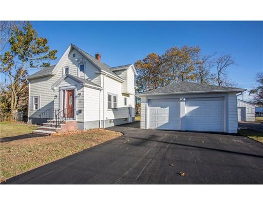 独户住宅 为 销售 在 139 Goldsmith Avenue East Providence, 罗得岛 02914 美国