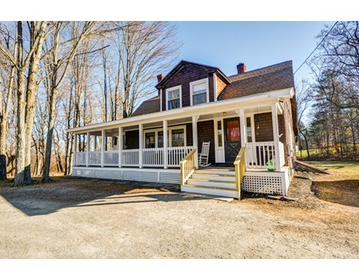 Single Family Home for Sale at 50 Lancaster Road 50 Lancaster Road Shirley, Massachusetts 01464 United States