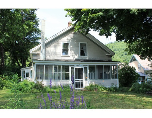 Single Family Home for Sale at 56 Ashfield Street 56 Ashfield Street Buckland, Massachusetts 01370 United States