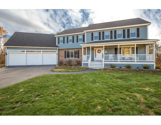 Single Family Home for Sale at 9 Boyds Lane 9 Boyds Lane Chelmsford, Massachusetts 01824 United States