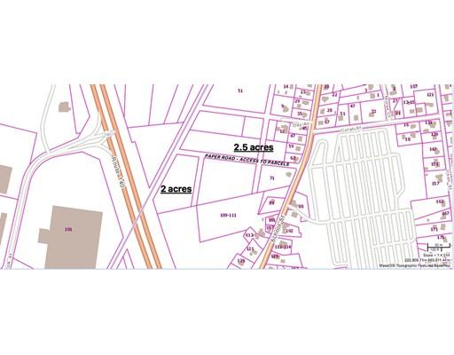 土地,用地 为 销售 在 67 School 67 School Mansfield, 马萨诸塞州 02048 美国