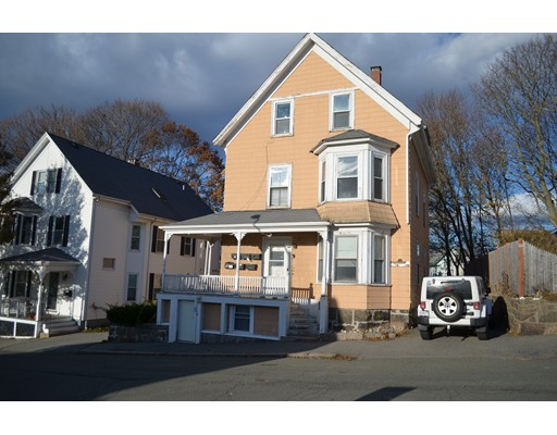 Single Family Home for Rent at 10 Judson 10 Judson Beverly, Massachusetts 01915 United States