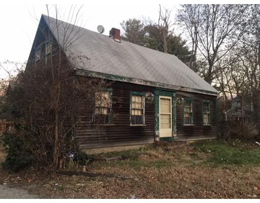 واحد منزل الأسرة للـ Sale في 191 Central 191 Central Stoughton, Massachusetts 02072 United States