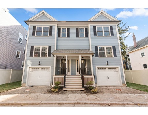 Single Family Home for Sale at 17 Haverford Street 17 Haverford Street Boston, Massachusetts 02130 United States