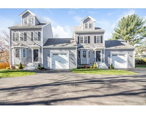 共管式独立产权公寓 为 销售 在 264 Matfield Street 264 Matfield Street West Bridgewater, 马萨诸塞州 02379 美国