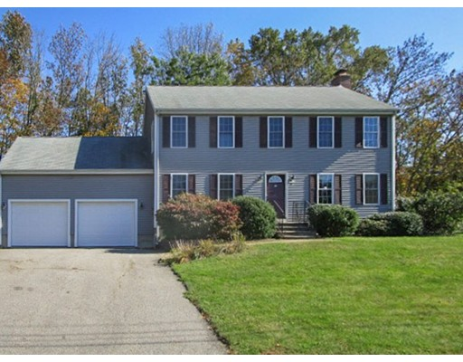 4 Hanks Way, Attleboro, MA 02703