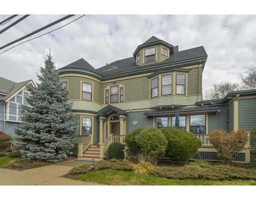 Condominium for Sale at 14 Wellington Street 14 Wellington Street Arlington, Massachusetts 02476 United States