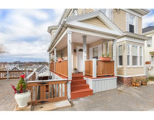 واحد منزل الأسرة للـ Sale في 30 Millett Street 30 Millett Street Gloucester, Massachusetts 01930 United States