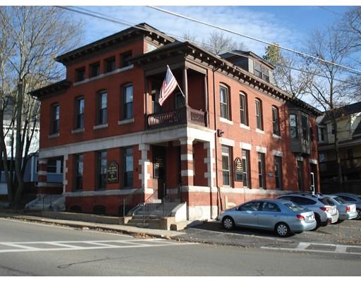 商用 为 出租 在 144 Central Street 144 Central Street Gardner, 马萨诸塞州 01440 美国