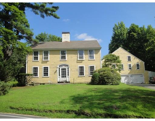 Single Family Home for Sale at 237 MAIN STREET 237 MAIN STREET Boxford, Massachusetts 01921 United States