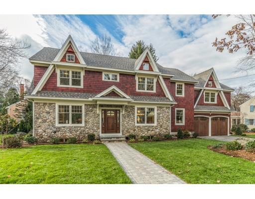 Частный односемейный дом для того Продажа на 49 Jefferson Road 49 Jefferson Road Winchester, Массачусетс 01890 Соединенные Штаты