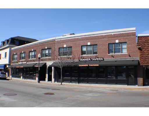 Commercial pour l Vente à 474 Main Street 474 Main Street Woburn, Massachusetts 01801 États-Unis