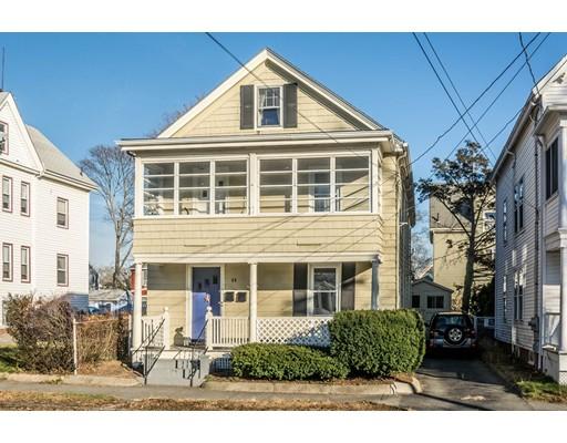 شقة بعمارة للـ Sale في 49 Pine Street #1 49 Pine Street #1 Swampscott, Massachusetts 01907 United States