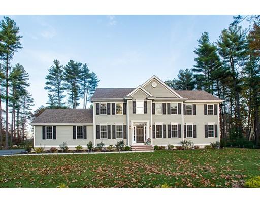 独户住宅 为 销售 在 141 Dedham Street 141 Dedham Street 坎墩, 马萨诸塞州 02021 美国