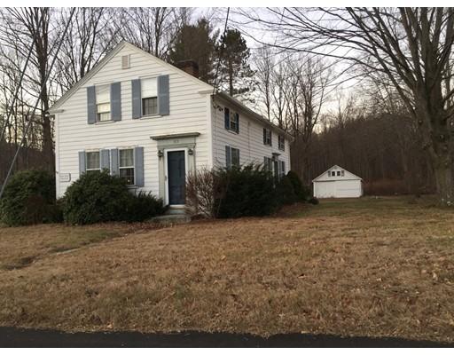 Single Family Home for Sale at 575 Main Street 575 Main Street Hampden, Massachusetts 01036 United States