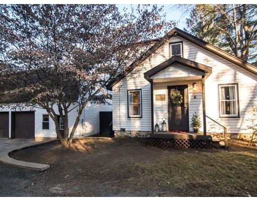 Частный односемейный дом для того Продажа на 6 Carlson Way 6 Carlson Way Auburn, Массачусетс 01501 Соединенные Штаты