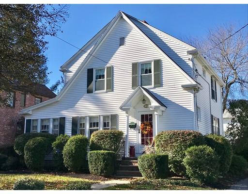 واحد منزل الأسرة للـ Sale في 78 MAYALL ROAD 78 MAYALL ROAD Waltham, Massachusetts 02453 United States