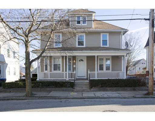 Single Family Home for Sale at 67 Alverson Avenue Providence, 02909 United States