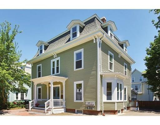 Single Family Home for Rent at 26 Channing Street Newton, 02458 United States