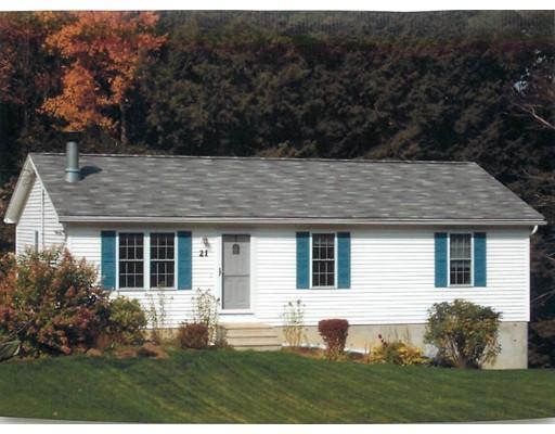 واحد منزل الأسرة للـ Sale في 3 Saunders Street 3 Saunders Street Gardner, Massachusetts 01440 United States