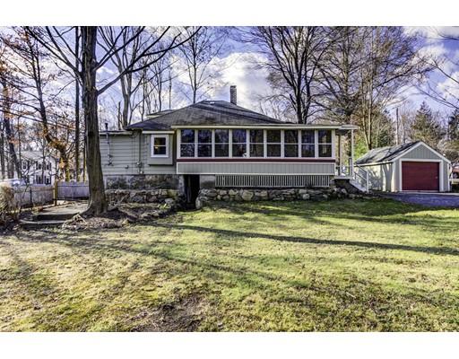 Casa Unifamiliar por un Venta en 127 Southville Road 127 Southville Road Southborough, Massachusetts 01772 Estados Unidos