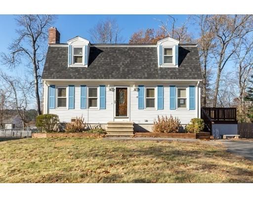 واحد منزل الأسرة للـ Sale في 178 C Street 178 C Street Dracut, Massachusetts 01826 United States