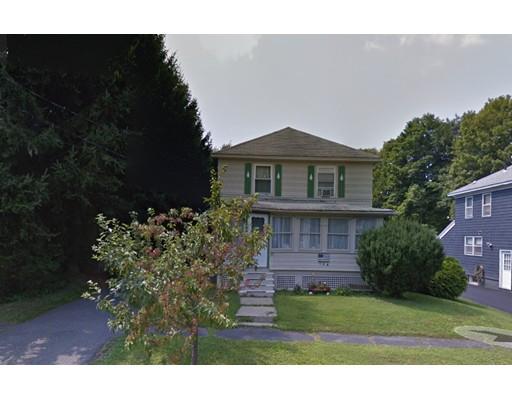 独户住宅 为 出租 在 27 Morgan Street 皮茨菲尔德, 马萨诸塞州 01201 美国