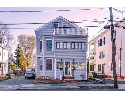多户住宅 为 销售 在 326 Euclid Avenue 林恩, 01904 美国