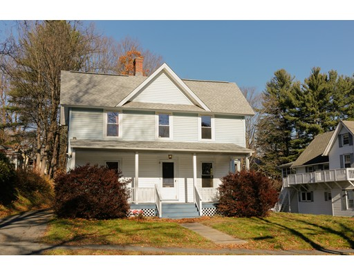 Single Family Home for Sale at 21 Garfield Street 21 Garfield Street Greenfield, Massachusetts 01301 United States
