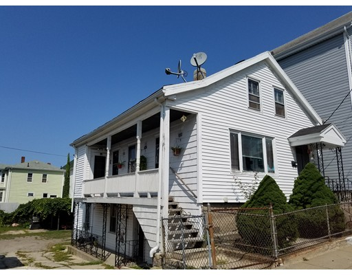 Multi-Family Home for Sale at 120 Tremont Fall River, 02720 United States
