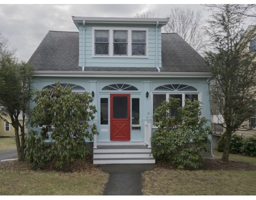 Single Family Home for Rent at 18 Middle Street 18 Middle Street Lexington, Massachusetts 02421 United States