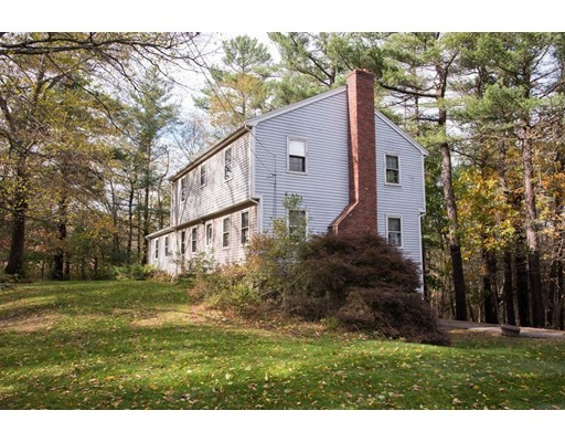 Single Family Home for Sale at 9 Fish Brook 9 Fish Brook Boxford, Massachusetts 01921 United States