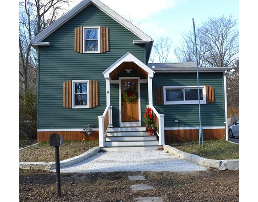 Single Family Home for Sale at 8 Maple Street 8 Maple Street Westford, Massachusetts 01886 United States